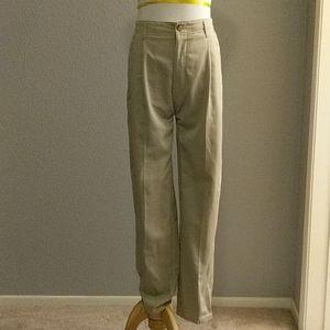 St. John's Bay High Waisted Khaki Pants